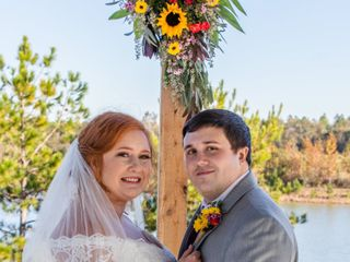 The wedding of Rebecca and Tyler 3