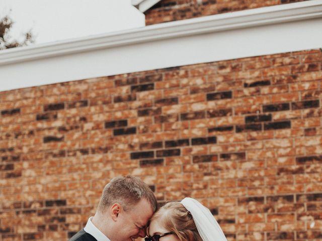 Thomas and Andi's Wedding in Norman, Oklahoma 7