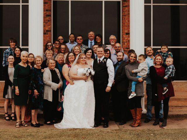 Thomas and Andi's Wedding in Norman, Oklahoma 3