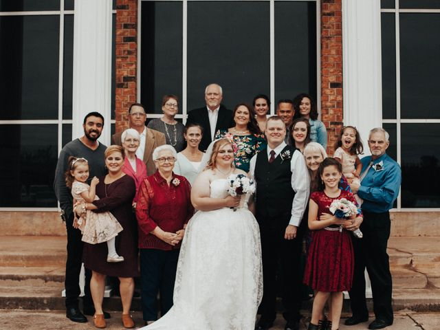 Thomas and Andi's Wedding in Norman, Oklahoma 10