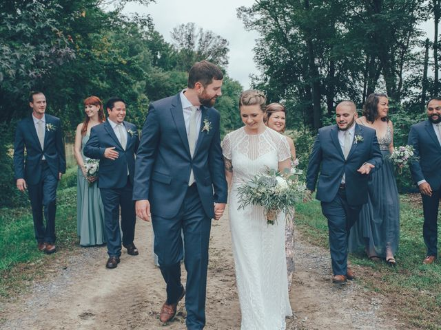 Pete and Taylor's Wedding in Mickleton, New Jersey 3