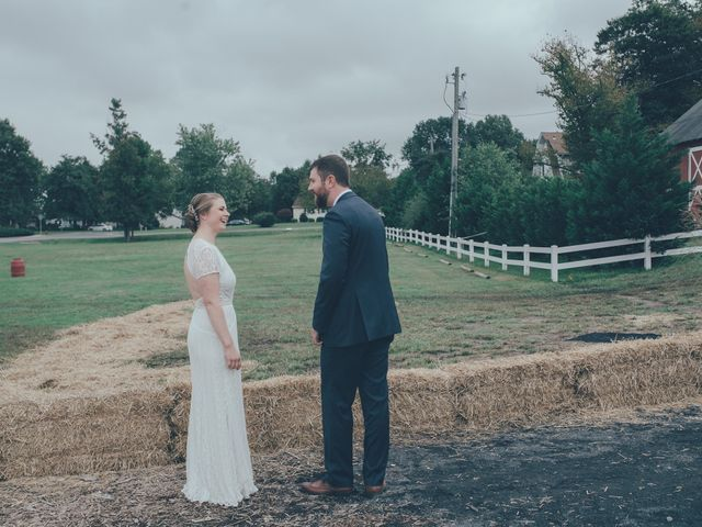 Pete and Taylor's Wedding in Mickleton, New Jersey 22