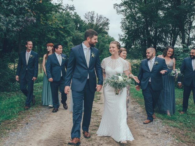 Pete and Taylor's Wedding in Mickleton, New Jersey 25