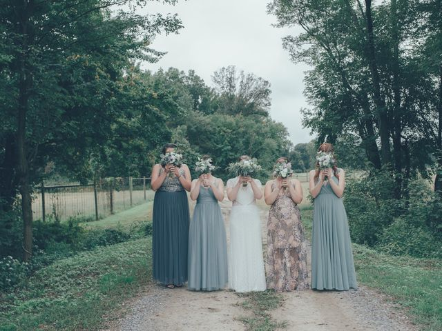 Pete and Taylor's Wedding in Mickleton, New Jersey 27