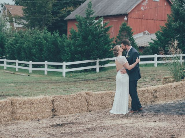 Pete and Taylor's Wedding in Mickleton, New Jersey 55