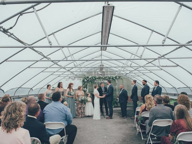Pete and Taylor's Wedding in Mickleton, New Jersey 68