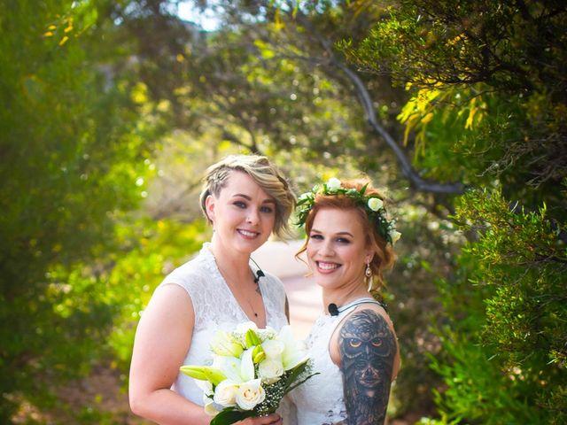 Jacqueline and Cameron's Wedding in Tucson, Arizona 1