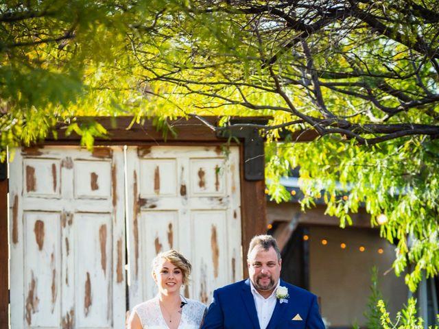Jacqueline and Cameron's Wedding in Tucson, Arizona 12