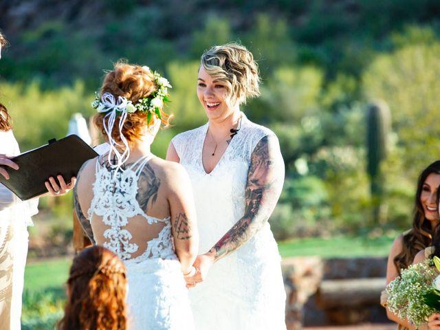 Jacqueline and Cameron's Wedding in Tucson, Arizona 15