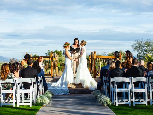 Jacqueline and Cameron's Wedding in Tucson, Arizona 16