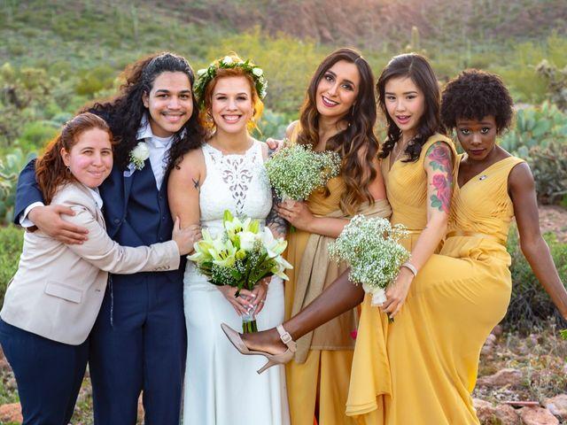 Jacqueline and Cameron's Wedding in Tucson, Arizona 20