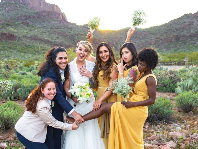 Jacqueline and Cameron's Wedding in Tucson, Arizona 21