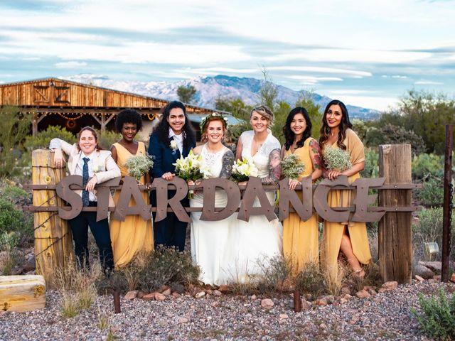 Jacqueline and Cameron's Wedding in Tucson, Arizona 22