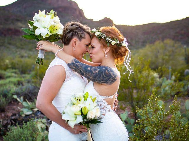 Jacqueline and Cameron's Wedding in Tucson, Arizona 24