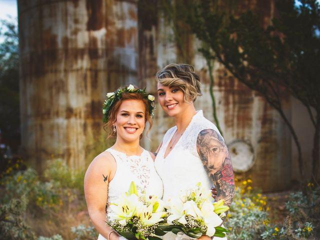Jacqueline and Cameron's Wedding in Tucson, Arizona 27
