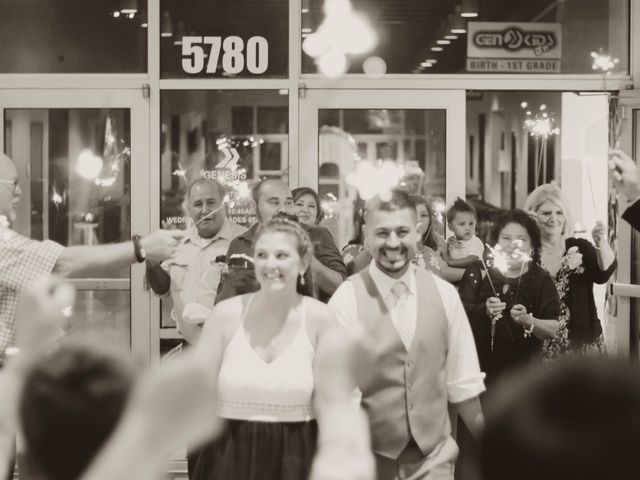 Eli and Melinda's Wedding in McKinney, Texas 3