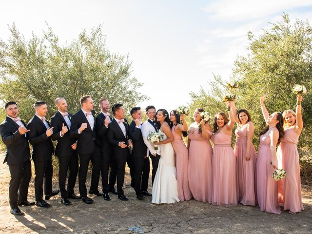 Eric and Erica's Wedding in Livermore, California 57