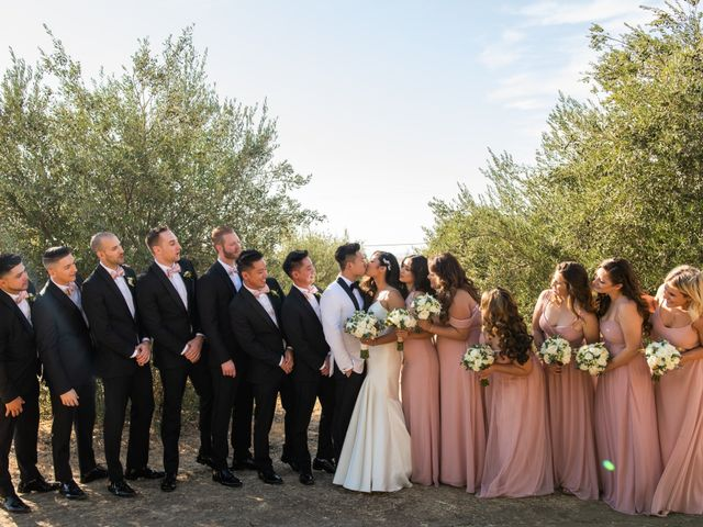 Eric and Erica's Wedding in Livermore, California 58
