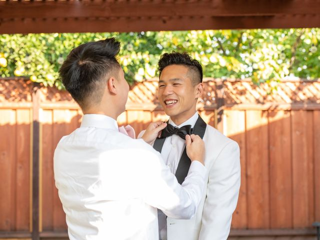 Eric and Erica's Wedding in Livermore, California 102