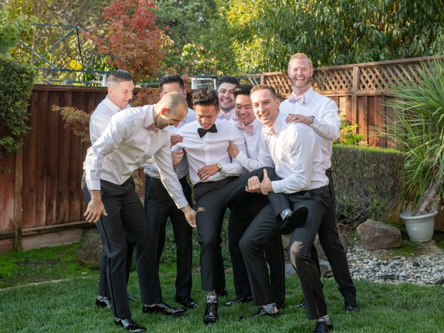 Eric and Erica's Wedding in Livermore, California 104