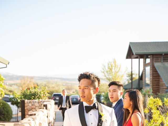 Eric and Erica's Wedding in Livermore, California 12