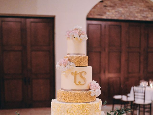 Stephen and Tiffany's Wedding in Houston, Texas 3