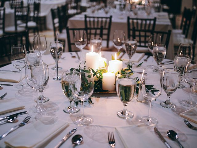 Stephen and Tiffany's Wedding in Houston, Texas 10