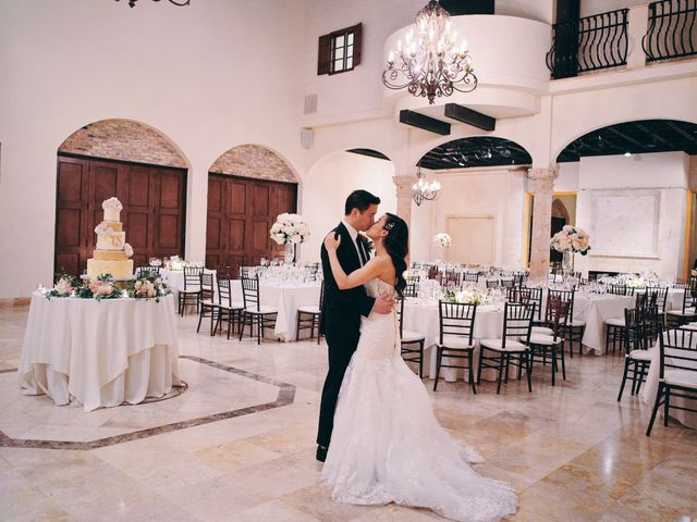 Stephen and Tiffany's Wedding in Houston, Texas 13