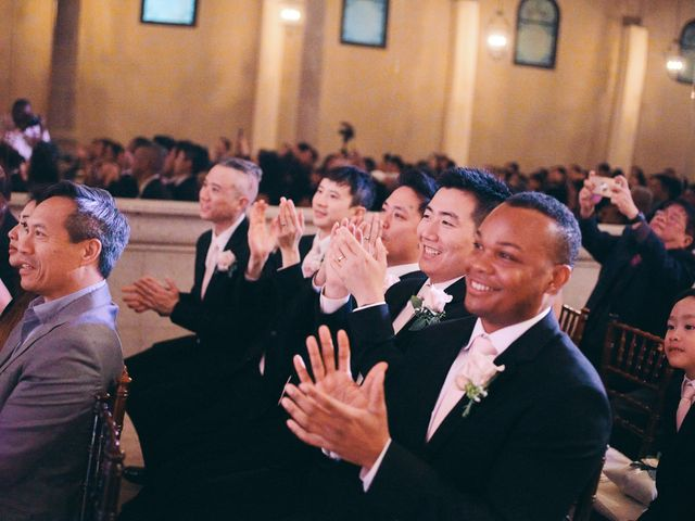 Stephen and Tiffany's Wedding in Houston, Texas 27