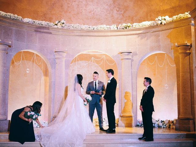 Stephen and Tiffany's Wedding in Houston, Texas 41