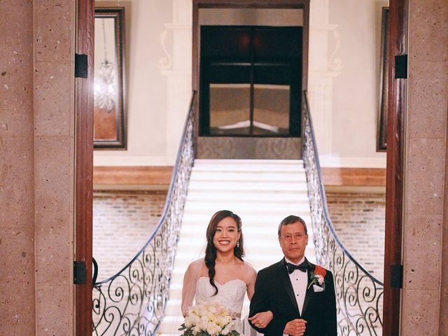 Stephen and Tiffany's Wedding in Houston, Texas 42