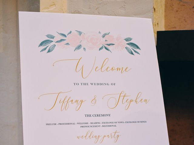 Stephen and Tiffany's Wedding in Houston, Texas 51