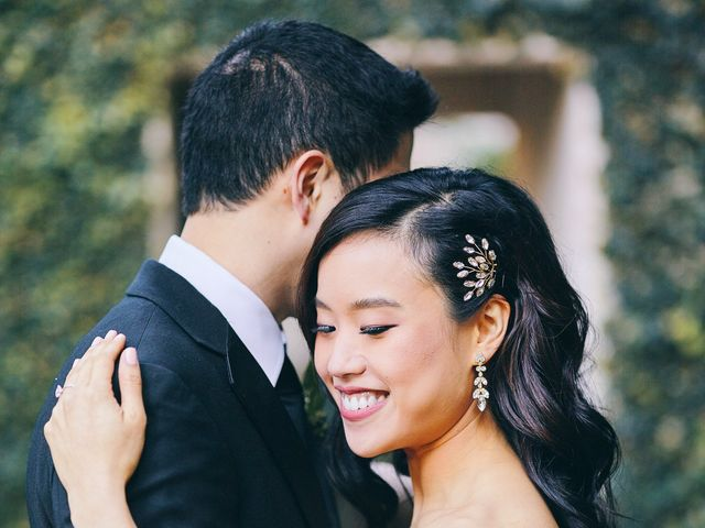 Stephen and Tiffany's Wedding in Houston, Texas 60