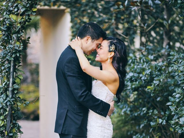Stephen and Tiffany's Wedding in Houston, Texas 62