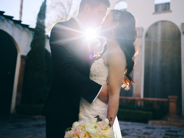 Stephen and Tiffany's Wedding in Houston, Texas 75