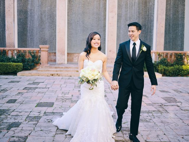 The wedding of Tiffany and Stephen