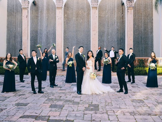 Stephen and Tiffany's Wedding in Houston, Texas 80