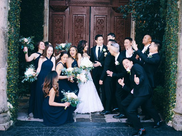 Stephen and Tiffany's Wedding in Houston, Texas 92