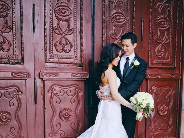 Stephen and Tiffany's Wedding in Houston, Texas 97