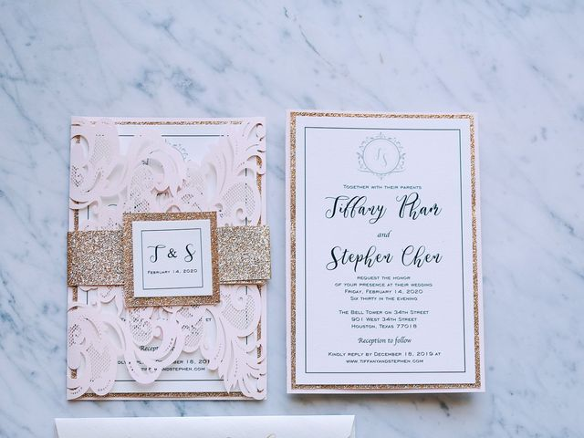 Stephen and Tiffany's Wedding in Houston, Texas 145