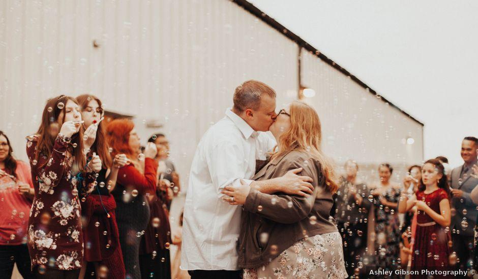 Thomas and Andi's Wedding in Norman, Oklahoma