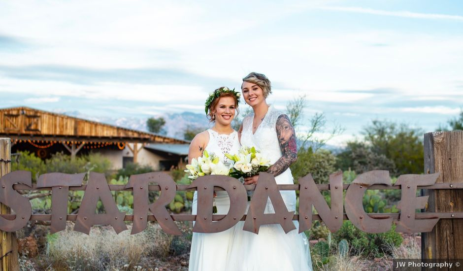 Jacqueline and Cameron's Wedding in Tucson, Arizona