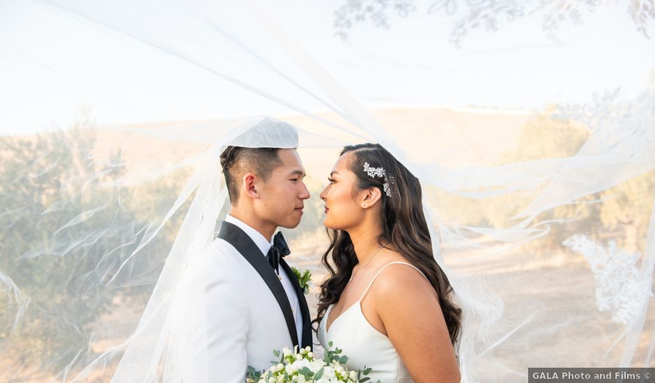 Eric and Erica's Wedding in Livermore, California