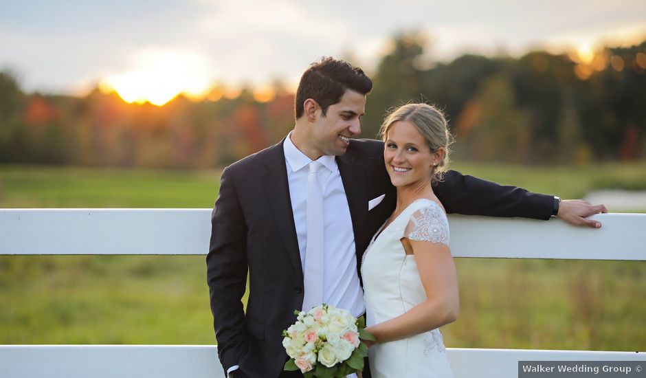 Anthony and Grace's Wedding in Saratoga Springs, New York