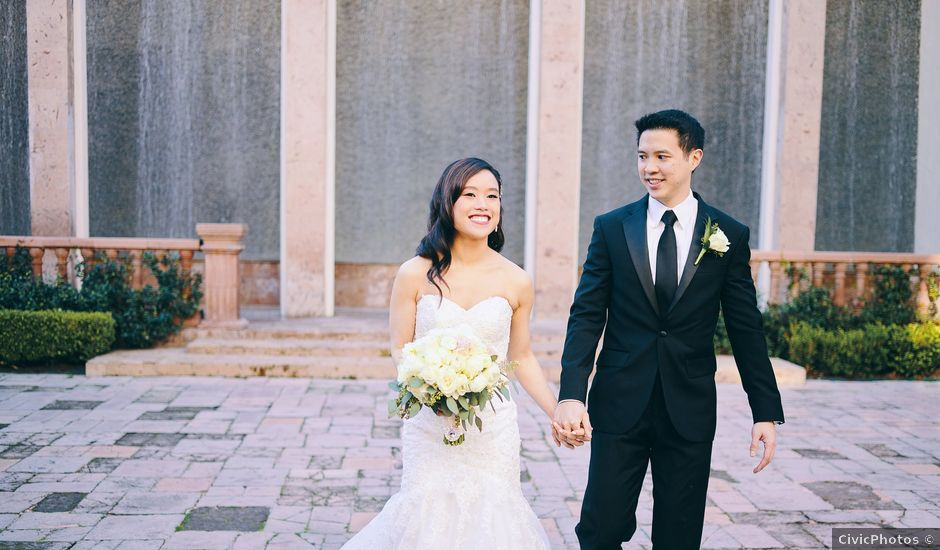 Stephen and Tiffany's Wedding in Houston, Texas
