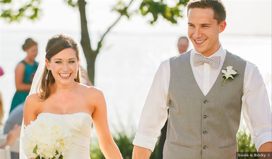 Kelly and Tyson's Wedding in Stevensville, Maryland