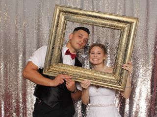The wedding of Kristina  and Danny  2