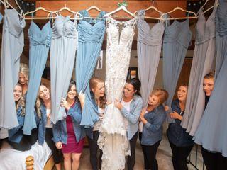 The wedding of Anthony and Nicole 2