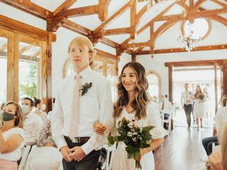 The wedding of Nicole and Braxton 1
