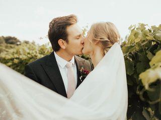 The wedding of Nicole and Braxton